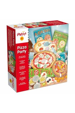 Ludattica Pizza Party