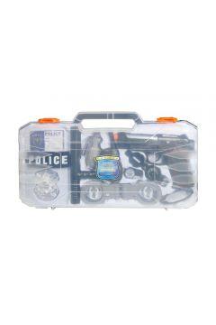Zestaw policyjny z polskim modułem dźwiękowym