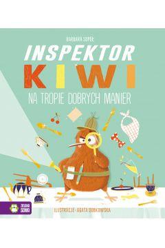 Inspektor Kiwi na tropie dobrych manier