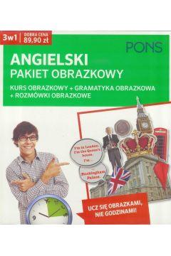 Angielski pakiet obrazkowy 3w1