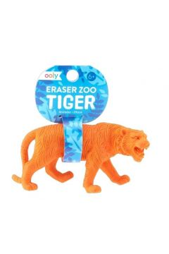 Gumkowe zoo Tygrys