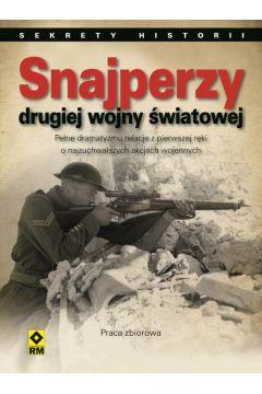 Snajperzy drugiej wojny światowej