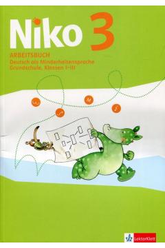 Niko 3 Arbeitsbuch ( ćw ) LEKTORKLETT