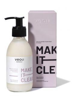 Make It Clear mleczna oczyszczająca emulsja do twarzy