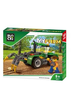 Klocki Blocki MyFarm 85 elementów KB0317