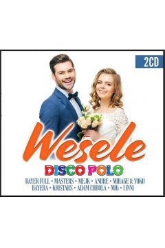 Wesele Disco Polo 2CD