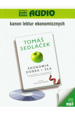 Ekonomia dobra i zła audiobook