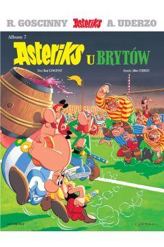 Asteriks u Brytów. Asteriks. Tom 7