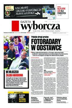 Gazeta Wyborcza - Płock 201/2016