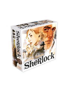 Sherlock. Gra karciana