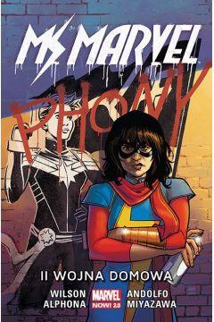 Ms. Marvel. Tom 6. Wojna domowa