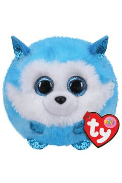 Ty Puffies Prince - niebieski Husky