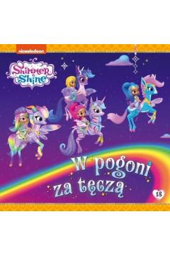 Shimmer i Shine 13 W pogoni za tęczą