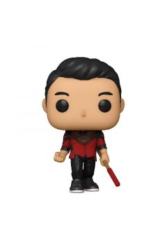 Funko POP Marvel: Shang-Chi - Shang-Chi (with stick)