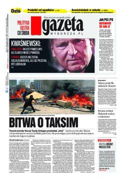 Gazeta Wyborcza - Trójmiasto 135/2013
