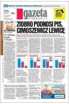 Gazeta Wyborcza - Warszawa 72/2009
