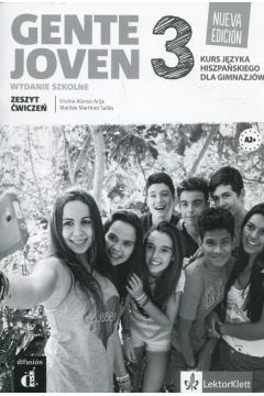 Gente Joven 3 Nueva Edicion ćw.  LEKTORKLETT