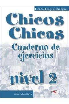 Chicos Chicas 2 Cuaderno de ejercicios EDELSA
