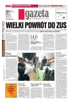Gazeta Wyborcza - Płock 121/2010