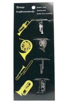 Spinacze do papieru Instrumenty dęte
