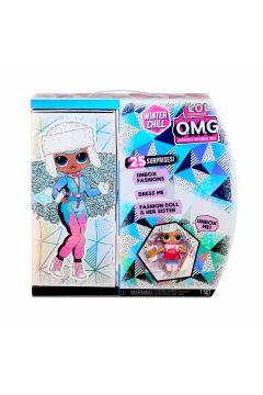 LOL Surprise! Lalka OMG Winter Wonderland Surprise 570271