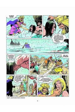 Thorgal, tom 1. Zdradzona czarodziejka