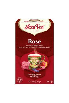 Herbatka tao rose