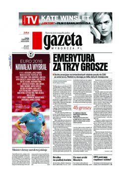 Gazeta Wyborcza - Radom 111/2016