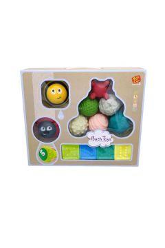 Zestaw kule sensoryczne w pudełku 114422