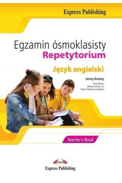 Egzamin ósmoklasisty. Repetytorium język angielski TB+DigiBook+CD