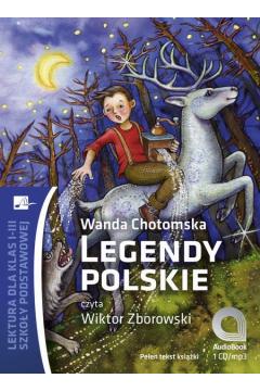CD MP3 Legendy polskie