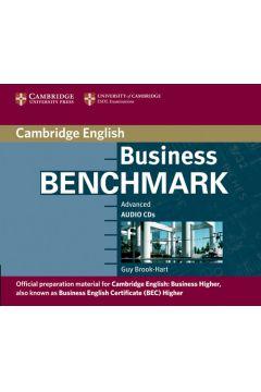 Business Benchmark Advanced Audio 3CD