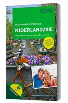 Rozmówki ilustrowane audio - niderlandzkie PONS