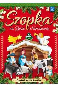 Szopka na Boże Narodzenie Proste składanki dla dzieci