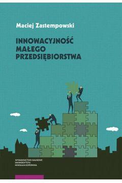 Innowacyjność małego przedsiębiorstwa