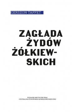 Zagłada Żydów żółkiewskich