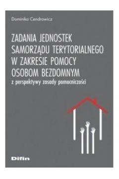 Zadania jednostek samorządu terytorialnego...