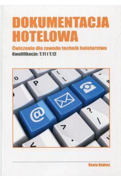 Dokumentacja hotelowa ćwiczenia cz.1 FORMAT-AB