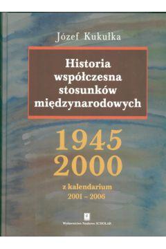 józef kukułka historia współczesna stosunków międzynarodowych pdf