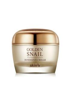 Golden Snail Intensive Cream krem do twarzy z ekstraktem śluzu ślimaka