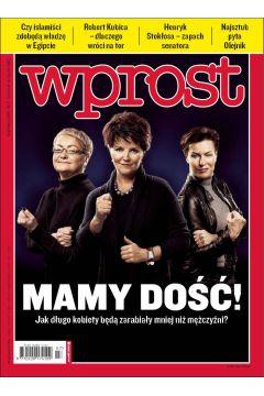 Wprost 07/2011