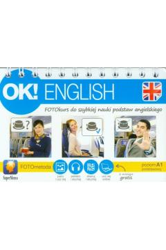OK! English FOTOkurs do szybkiej nauki podstaw angielskiego