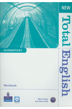 Total English New Elementary WB +CD PEARSON