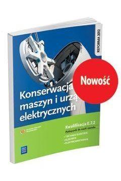 Konserwacja maszyn i urządz. elek. Kwal.E.7.2 WSiP