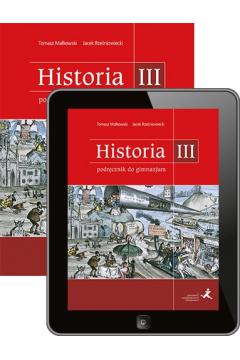 Podróże w czasie. Klasa 3. Historia. Podręcznik. Gimnazjum