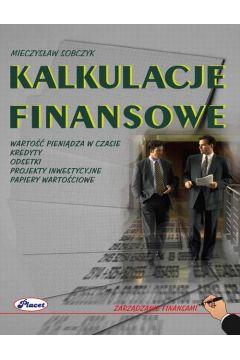 Kalkulacje finansowe
