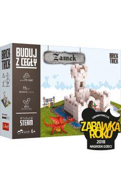 Brick Trick. Buduj z cegły. Zamek M