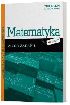 Matematyka ZSZ 1 Odkrywamy... zbiór  OPERON