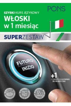 W 1 miesiąć - Włoski Superzestaw PONS