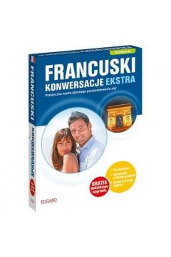 Francuski. Konwersacje Ekstra A1-B1 + CD